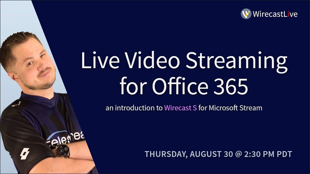 365 live stream