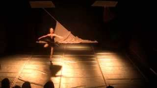 61 AMAZING FOUETTES! Ekaterina (9 years old, spanish ballerina)