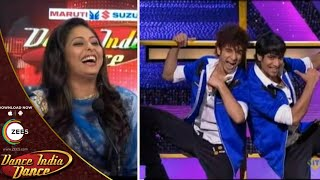 Dance India Dance Season 3 March 18 '12 - Raghav & Sanam