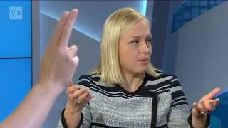 Elina Lepomäki tuhoaa brutaalisti Paavo Arhinmäen ja Sanna Marinin