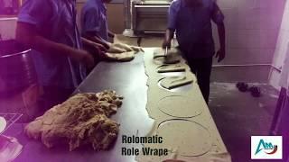 Gambar cover Amba Rollomatic Tortilla  wrape Making Machine