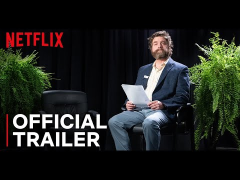 Leah Tyler - Need a Laugh? Watch The Between Two Ferns Trailer...