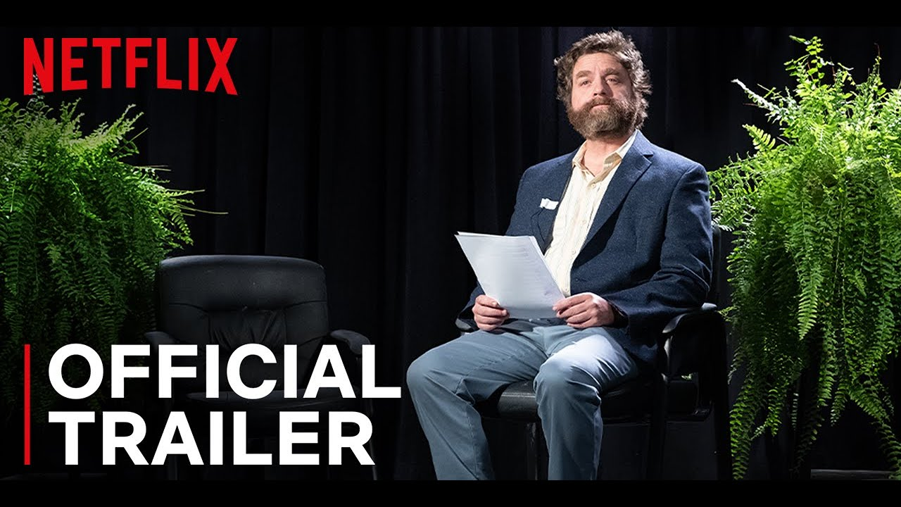 Zach Galifianakis Stars in 'Between Two Ferns: The Movie
