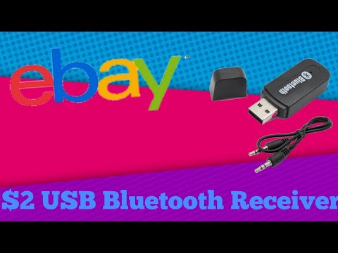 USB Bluetooth Receiver From Ebay