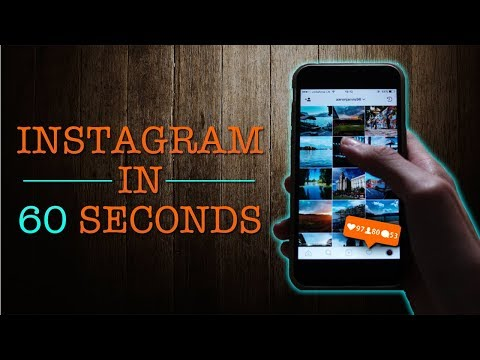 HOW TO improve your INSTAGRAM photos in 60 SECONDS!