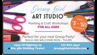 Jersey Girl Art Studio Channel