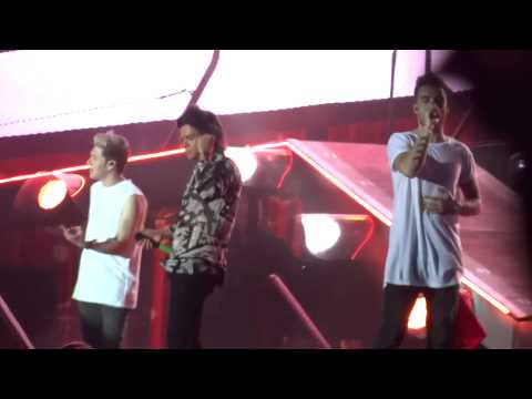 One Direction - What Makes You Beautiful - 8 June 14 HD Wembley Stadium
