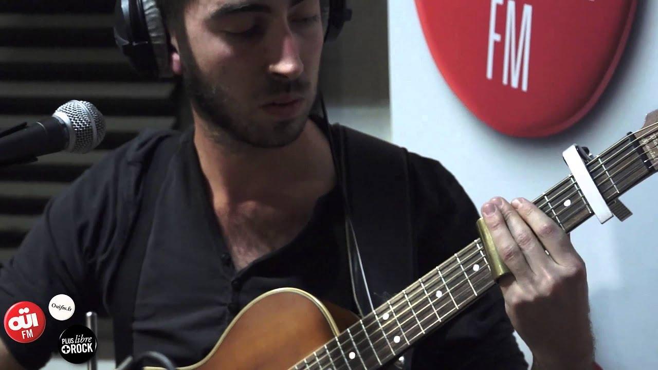 Catfish - Make Me Crazy - Session Acoustique OÜI FM