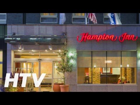 Hotel Hampton Inn Manhattan - Times Square South En New York