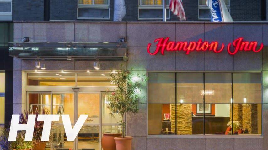 Hotel Hampton Inn Manhattan Times Square South En New York