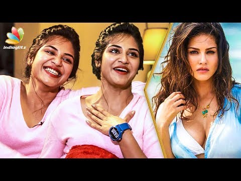 Do I look like Sunny Leone ? | Indhuja Interview | Mercury Movie | Prabhu Deva