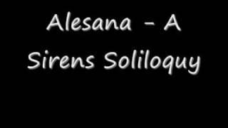 Gambar cover Alesana - A Sirens Soliloquy
