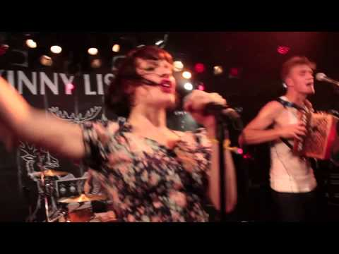 Skinny Lister - This Is War (OFFICIAL VIDEO)