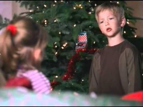 Morgan Lily  Hallmark Christmas Commercial 2004