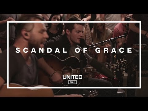 Scandal of Grace Acoustic -- Hillsong UNITED