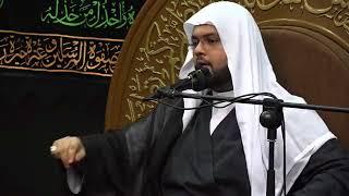 الشيخ علي البيابي - النبي الأعظم صلى الله عليه وآله وسلم أول من أطلق إسم الشيعة
