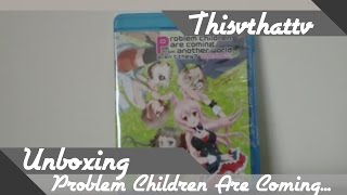 Problem Children Are Coming From Another World, Aren
