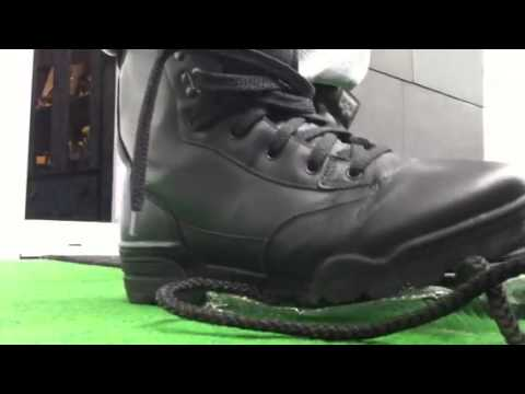 Обзор Ботинки Gelert Rocky Mens Walking Shoes - YouTube