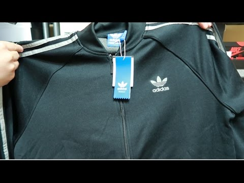 Is this Adidas Jacket from eBay FAKE  2 New Pickups - YouTube 1e49f15b5