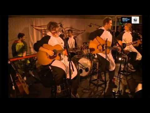 McFly Earth Hour Live