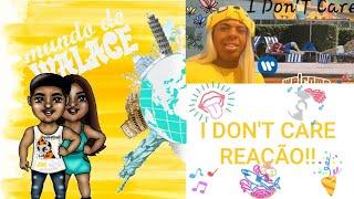 Es Sheeron & Justin Bieber - I Don'T Cafe [ Official Video] Reação