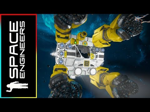 The Bigger Miner 1 - Space Engineers