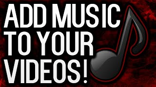 How To Use Music On YouTube Without Copyright 2015!