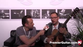 musikmesse - 15 - faith guitars neptune - venus signature series demos