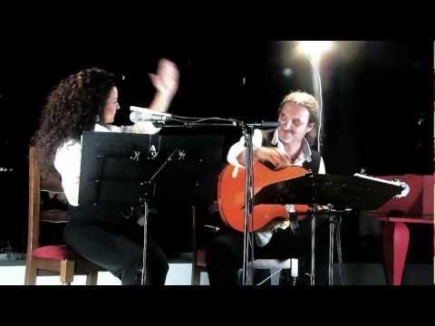 Pilar Diaz Romero & Maxim Belciug - Fenesta che lucive (Vincenzo Bellini)