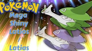 Roblox Progetto Pokemon // Shiny Giveaway!! Mega Shiny Latios O Latias - ENDED