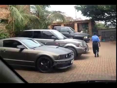 kampala sudhir cars 2011