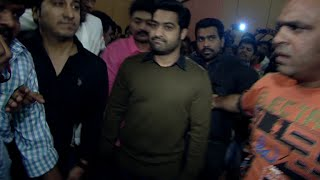 Jr. NTR Grand Entry at Temper Audio Launch