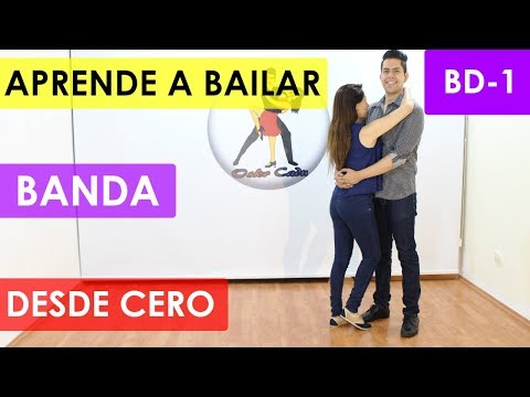 COMO BAILAR BANDA - PASO BÁSICO