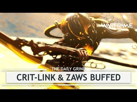 Warframe: Zaws BUFFED to New Lengths! - Hotfix 22.3.5 [thedailygrind]