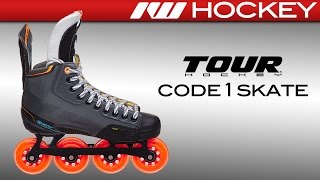 Tour Code 1 Roller Hockey Skate Review