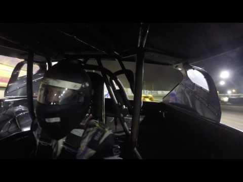 Chris Lynch Hard Hit at Lebanon Valley Speedway