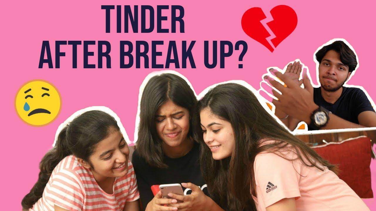 Tinder After a Breakup ft Nazar Battu   Sejal Kumar