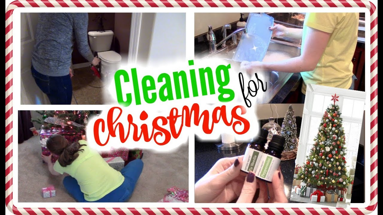 Christmas Clean With Me Holiday Cleaning Motivation Extreme Cleaning Motivation Youtube