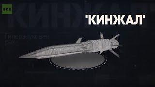 Русская «ответка»: 10 «Кинжалов» на 10 авианосцев США  Гиперз вуковые ракеты истребителей МиГ-31К