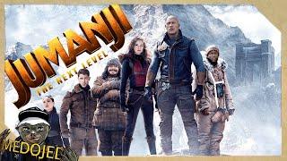 Filmová recenze: Jumanji: Další level / Jumanji: The Next Level