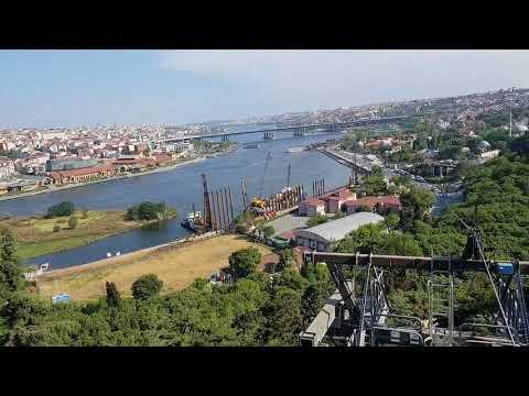 ESTAMBUL EUROPA ASIA ESTRECHO DE BOSFORO STRAIT sight view  bridge 8 by pela