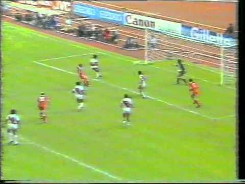 Polska - Peru 5-1 na MŚ 1982