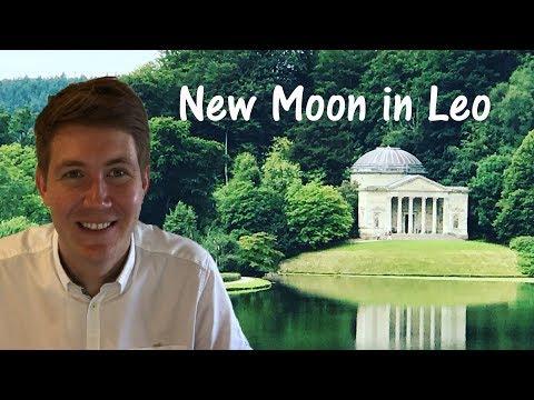 New Moon in Leo July 23, 2017 | Gregory Scott Astrology