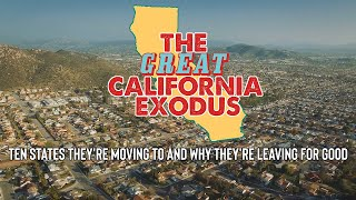 Why is EVERYONE Leaving CALIFORNIA?