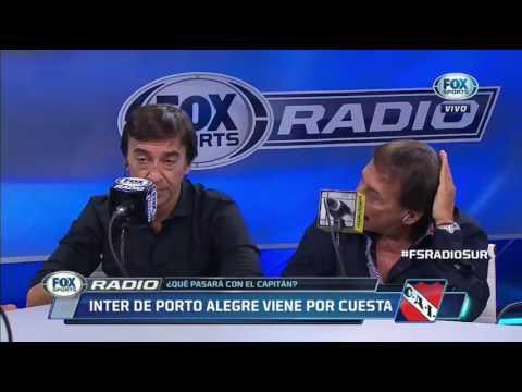 Inter de Porto Alegre quiere a Víctor Cuesta | Fox Sports Radio