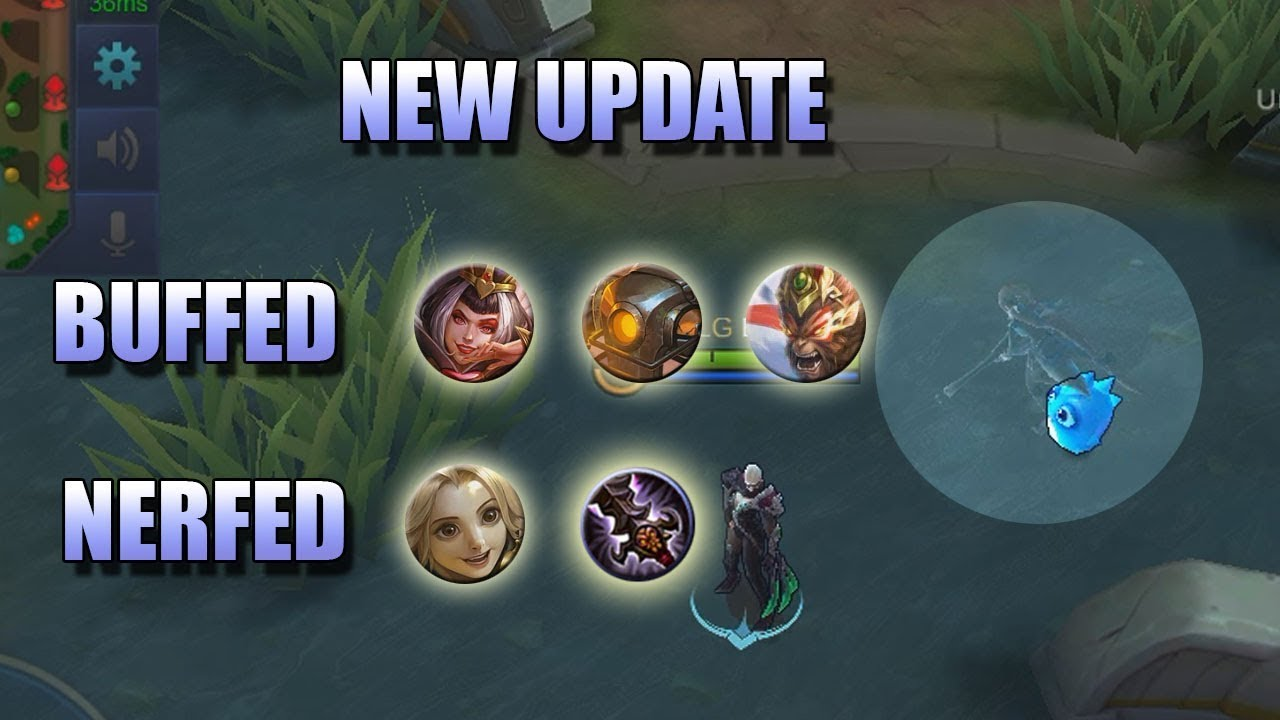 New Update Faster Sun Nerfed Harith And Better Jawhead Youtube