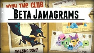 ANIMAL JAM| Tour of my old account
