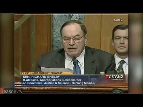 Porker of The Month (June 2010): Sen. Richard Shelby, Who Made Pigs Fly in Outer Space!