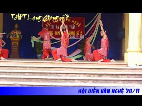 Múa Ấn Độ - 10A9