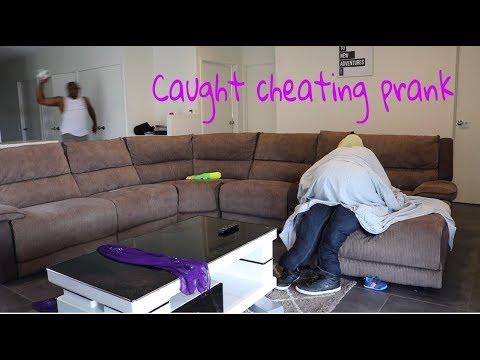 caught my wife cheating prank revenge prank youtube